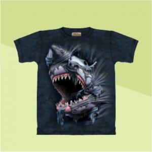 Print Kaos DTG Custom