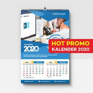 Cetak Kalender 2020 Murah Harga